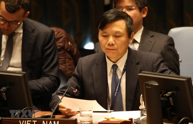 Vietnam calls on UNSC to review sanctions against South Sudan hinh anh 1
