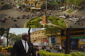 HCM City featured in Disney's new blockbuster