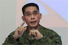 US-Philippines joint drill to take place in May as scheduled
