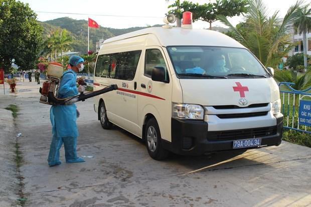 HCM City quarantines 57 linked with Japanese coronavirus case hinh anh 1