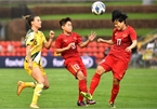 Women's football: Vietnam lose to Australia in Olympic play-off