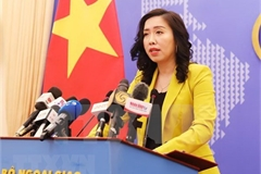 Hydropower projects on Mekong River should not cause negative impacts: spokeswoman
