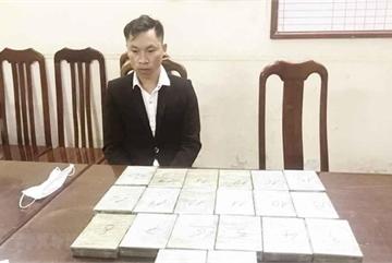 Hanoi police seize 6kg heroin