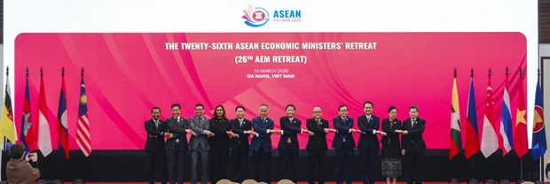 AEM Retreat issues joint statement on economic resilience to COVID-19 hinh anh 1