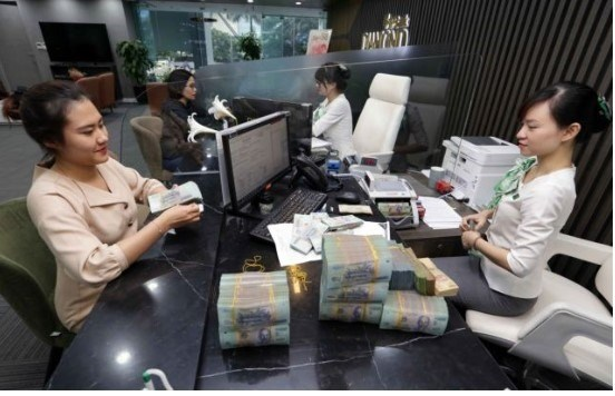 Private-equity banks cushion market hinh anh 1