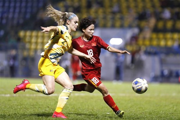 Vietnam lose to Australia, missing out on Tokyo Olympics spot hinh anh 1