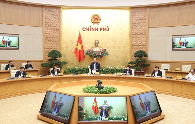 "Vietnam now at ""golden stage"" of COVID-19 fight: PM hinh anh 1"