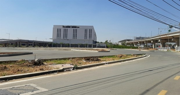 HCM City's new Mien Dong Bus Station to open in April hinh anh 1