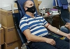 Foreigners respond to blood donation campaign amid COVID-19 outbreak