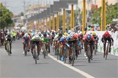 Int'l cycling race cancelled because of COVID-19