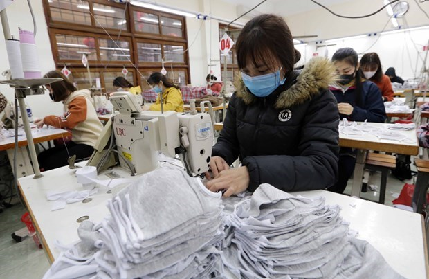EU, US yet to limit garment imports from Vietnam due to COVID-19 hinh anh 1