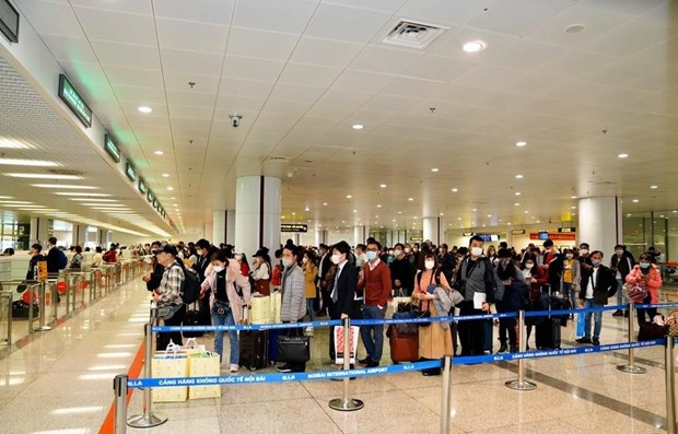 14-day quarantine mandatory for everyone entering Vietnam from March 21 hinh anh 1