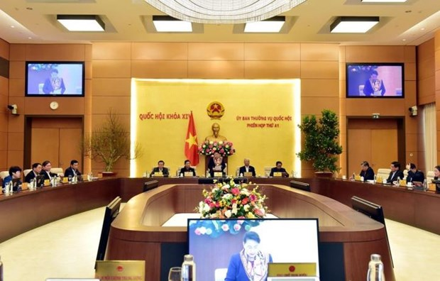 NA Standing Committee to open March 23 hinh anh 1
