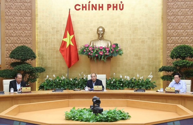 Vietnam now in third phase of COVID-19 combat: PM hinh anh 1