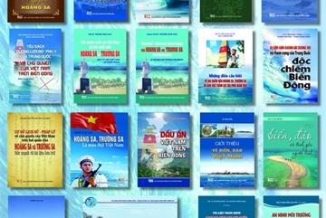 Books on Vietnam's sea, island sovereignty debut