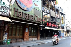 Entertainment areas, restaurants in HCM City close in wake of COVID-19