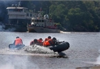 Four countries begin joint patrol on Mekong River