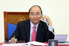 Vietnamese, Czech PMs discuss COVID-19 fight
