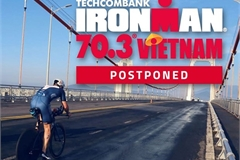 IRONMAN 70.3 Vietnam event delayed