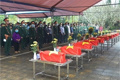 Memorial service for martyrs held in Ha Giang