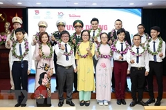 Outstanding and potential young faces in 2019 honoured