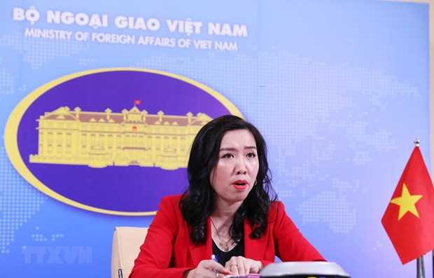 Vietnam asks China to respect its sovereignty hinh anh 1