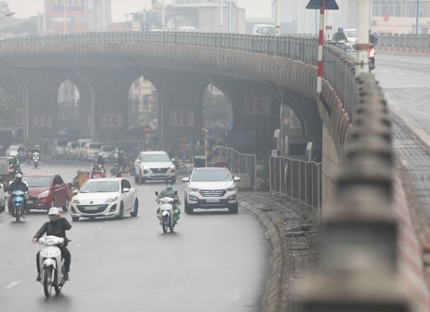 Air quality to improve from late March: VEA hinh anh 1