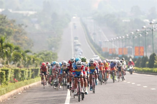 HTV Cycling Tournament delayed due to COVID-19 hinh anh 1