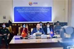 ASEAN discusses response to public health emergencies