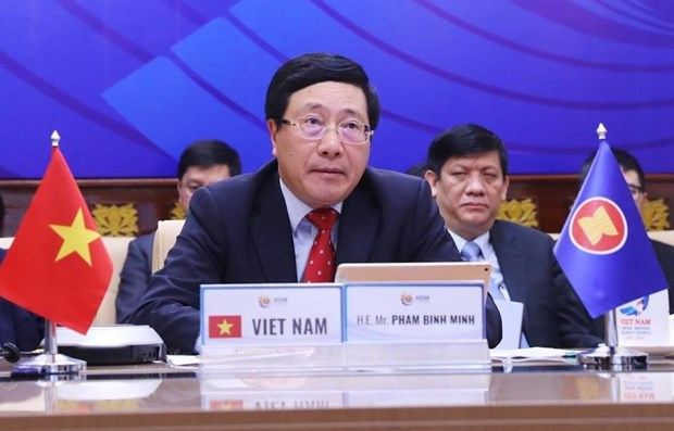 Vietnam, Philippines discuss cooperation amid complicated COVID-19 pandemic
