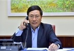 Vietnamese, Japanese FMs hold phone talks on COVID-19 combat
