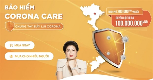 MoF asks insurers not to sell COVID-19-related products hinh anh 1