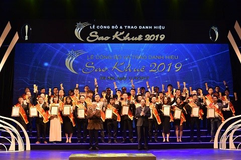 Sao Khue Awards: IT products seek to reduce losses caused by COVID-19 hinh anh 1