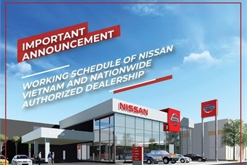 Nissan Vietnam ceases operation in response to COVID-19