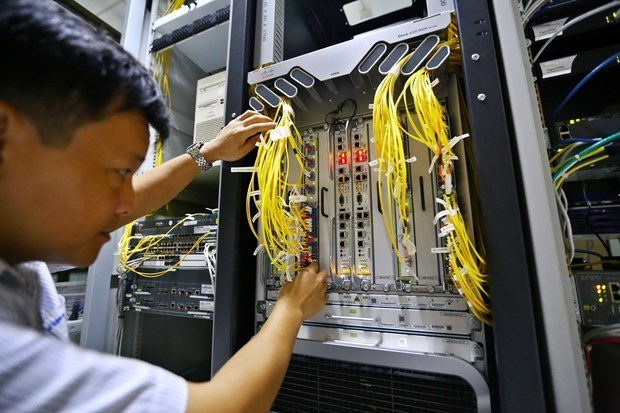 AAG cable breakdown affects Internet traffic in Vietnam hinh anh 1