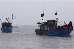 China demanded to compensate Vietnamese fishermen