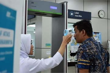 Indonesia, Philippines, Malaysia report surges in COVID-19 cases, deaths
