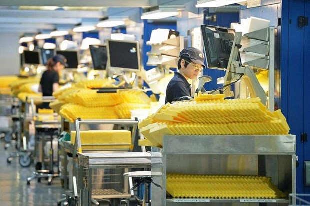 Singapore's manufacturing falls to lowest level since 2009 hinh anh 1