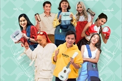 Vietnamese artists spread message against single-use plastics