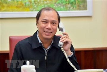 Vietnamese, Australian Deputy FMs talks joint work amid COVID-19
