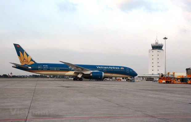 Vietnam Airlines limits number of passengers per flight to HCM City hinh anh 1