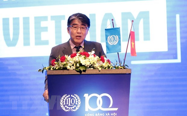 ILO Vietnam willing to help Vietnamese gov't, employers, workers hinh anh 1