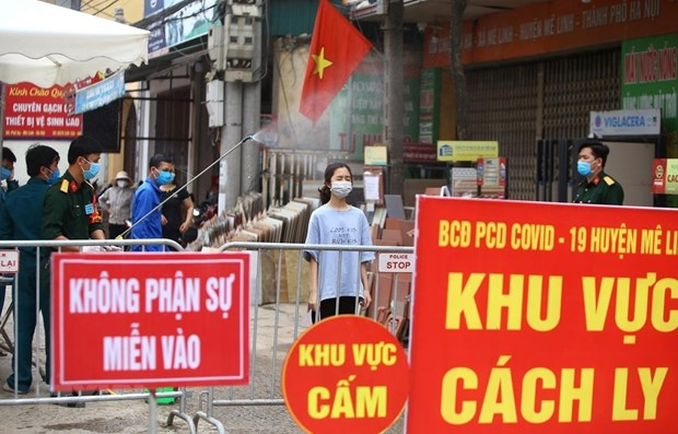 Two more COVID-19 cases reported in Vietnam, total now 260 hinh anh 1