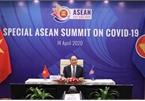 PM Phuc delivers opening speech at ASEAN Special Summit on COVID-19 Response