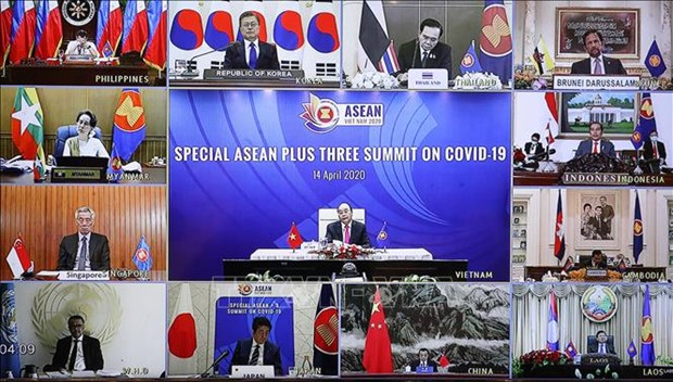 Expert: Vietnam actively promotes regional cooperation in combating COVID-19 hinh anh 1