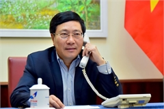 Vietnam, Australia to strengthen ties in COVID-19 fight