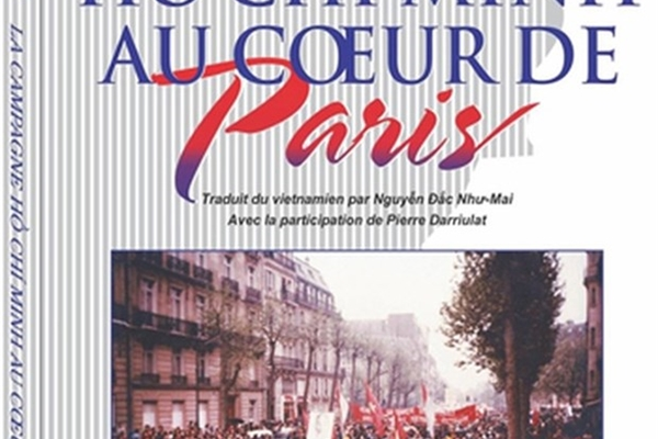 VN's book on diplomatic wins in the 1975 Spring Offensive released in French