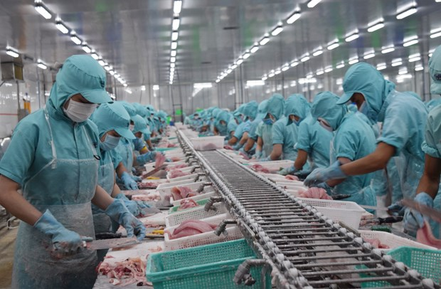 Little promise in outlook for Q2 exports to US, EU hinh anh 1