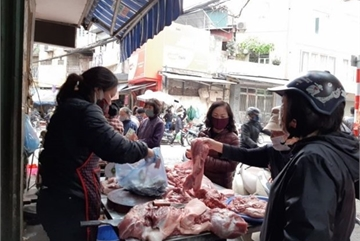 Pork price must be stabilised: Trade Ministry