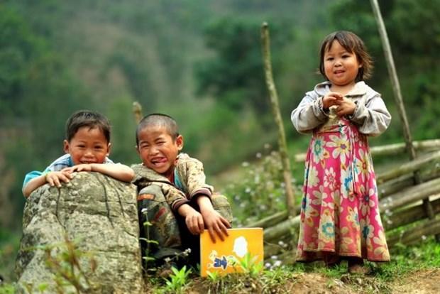 Vietnam aims to reduce malnutrition among ethnic minority children hinh anh 1